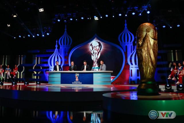 Chương trình khai mạc FIFA World Cup™ 2018 trên VTV: Ấn tượng, đậm bản sắc văn hóa Nga - Ảnh 1.