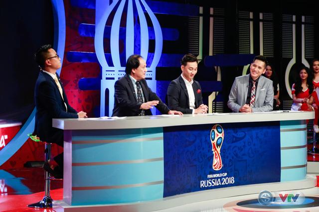 Chương trình khai mạc FIFA World Cup™ 2018 trên VTV: Ấn tượng, đậm bản sắc văn hóa Nga - Ảnh 3.
