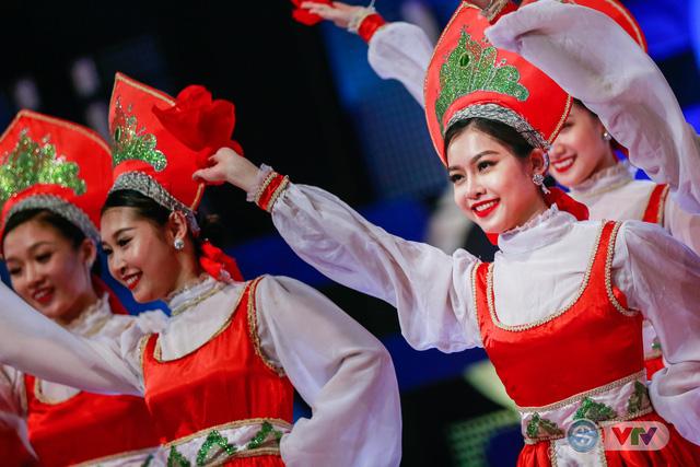 Chương trình khai mạc FIFA World Cup™ 2018 trên VTV: Ấn tượng, đậm bản sắc văn hóa Nga - Ảnh 8.