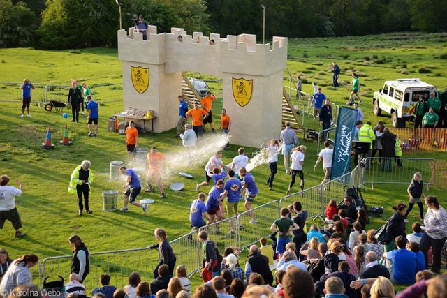 Bảo tồn lễ hội thể thao cổ đại tại Anh - Ảnh 1.