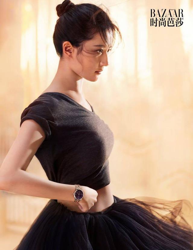 Lưu Diệc Phi đẹp hút hồn khi thành nghệ sĩ múa - Ảnh 2.
