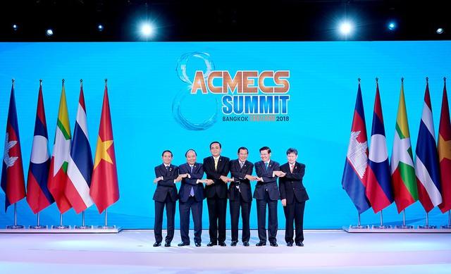 Hội nghị Cấp cao ACMECS 8 và CLMV 9 thành công tốt đẹp - Ảnh 1.
