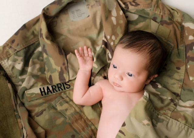 Câu chuyện cảm động của bé gái 3 tháng tuổi và người cha đã qua đời - Ảnh 4.