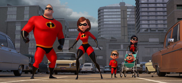 Lí do Disney phải mất đến 14 năm để tung ra phần 2 của Incredibles 2 - Ảnh 1.