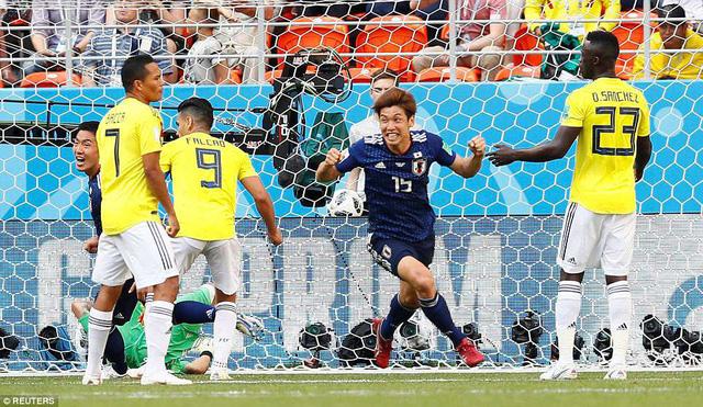 Chấm điểm ĐT Colombia 1-2 ĐT Nhật Bản: Tệ nhất Carlos Sanchez! - Ảnh 4.