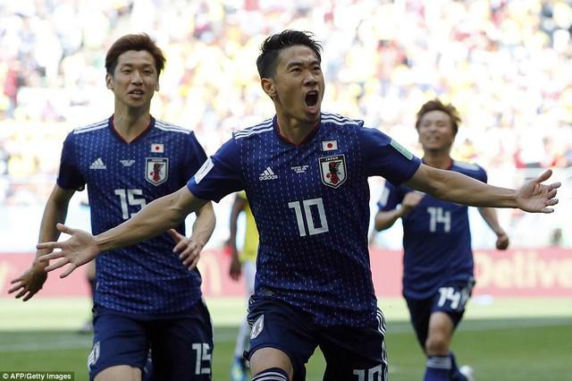 Chấm điểm ĐT Colombia 1-2 ĐT Nhật Bản: Tệ nhất Carlos Sanchez! - Ảnh 5.