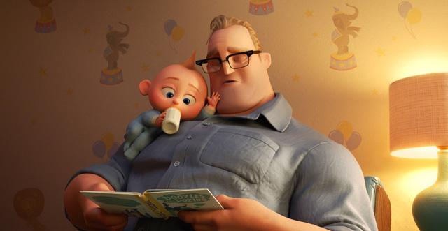 Lí do Disney phải mất đến 14 năm để tung ra phần 2 của Incredibles 2 - Ảnh 5.
