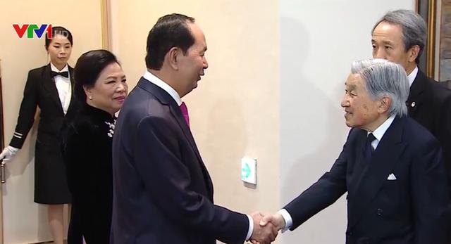 2018 - Năm khởi đầu của giai đoạn phát triển mới giữa Việt Nam và Nhật Bản - Ảnh 1.