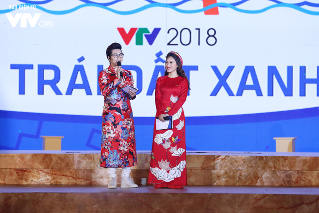 Liên hoan thiếu nhi quốc tế VTV 2018: Những khoảnh khắc khó quên tại Gala Trái đất xanh - Ảnh 1.