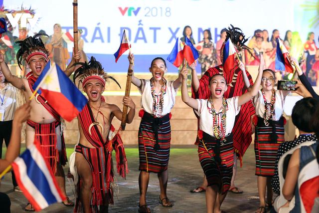 Liên hoan thiếu nhi quốc tế VTV 2018: Những khoảnh khắc khó quên tại Gala Trái đất xanh - Ảnh 6.