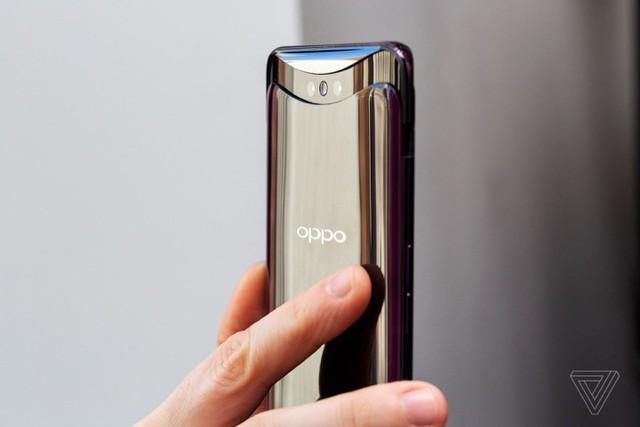 Oppo Find X ra mắt: Snapdragon 845, RAM 8GB, camera cực độc - Ảnh 4.