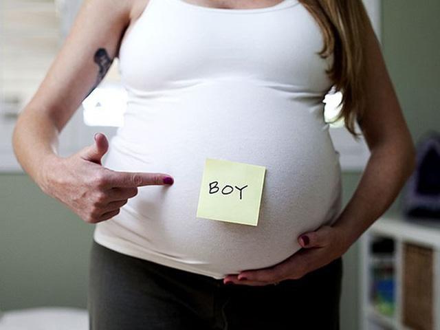 10 dấu hiệu khi mang thai giúp bạn nhận ra giới tính của con - Ảnh 6.