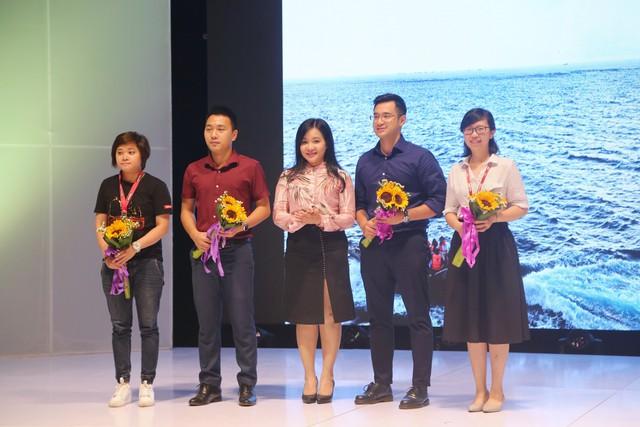 Chi đoàn Trung tâm Sản xuất phim truyền hình giành giải Đặc biệt cuộc thi ảnh Nghề báo trong tôi là... - Ảnh 5.