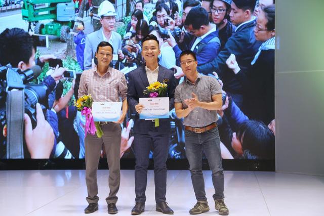 Chi đoàn Trung tâm Sản xuất phim truyền hình giành giải Đặc biệt cuộc thi ảnh Nghề báo trong tôi là... - Ảnh 3.