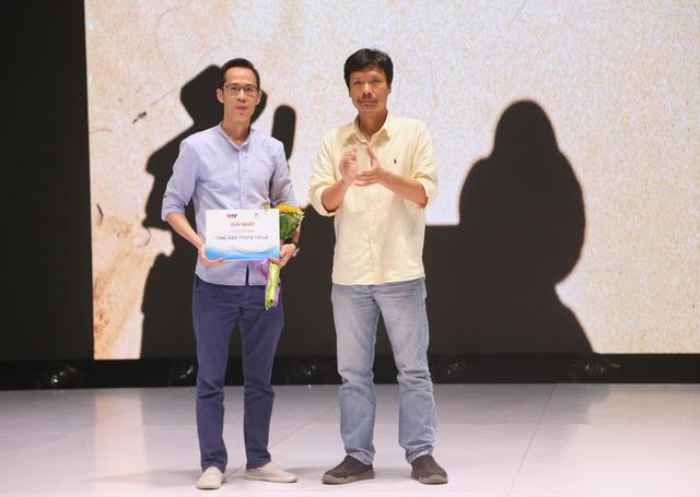 Chi đoàn Trung tâm Sản xuất phim truyền hình giành giải Đặc biệt cuộc thi ảnh Nghề báo trong tôi là... - Ảnh 2.
