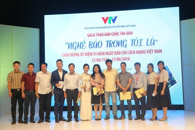 Chi đoàn Trung tâm Sản xuất phim truyền hình giành giải Đặc biệt cuộc thi ảnh Nghề báo trong tôi là... - Ảnh 7.