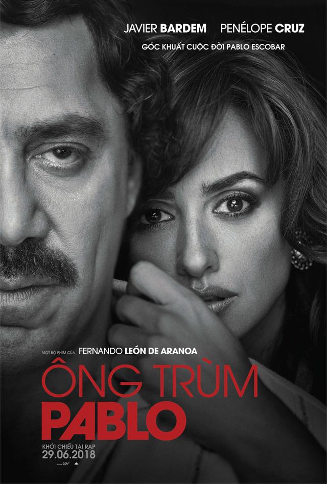 Chuyện tình của ông trùm Mafia khét tiếng Pablo Escobar lên phim - Ảnh 1.