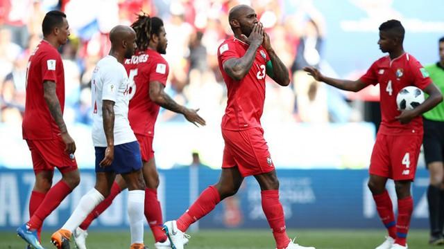 Phá lưới ĐT Anh, cầu thủ và CĐV Panama ăn mừng như thể vô địch FIFA World Cup™ - Ảnh 6.