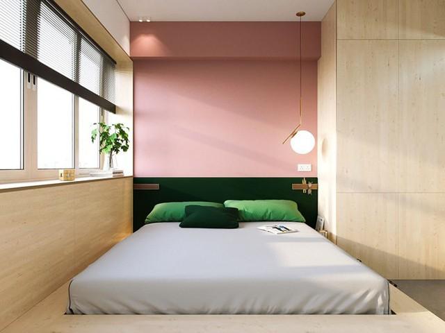 Căn hộ 23 m2 thiết kế theo phong cách tối giản - Ảnh 4.