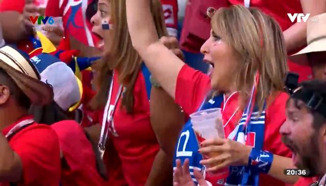 Phá lưới ĐT Anh, cầu thủ và CĐV Panama ăn mừng như thể vô địch FIFA World Cup™ - Ảnh 11.