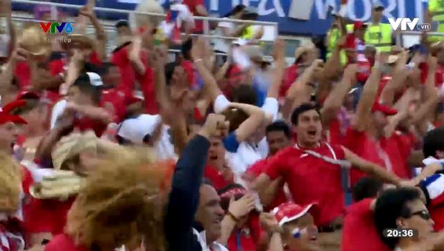 Phá lưới ĐT Anh, cầu thủ và CĐV Panama ăn mừng như thể vô địch FIFA World Cup™ - Ảnh 10.