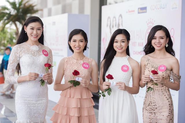 Hoa hậu Việt Nam 2018: Thí sinh lọt Chung kết bắt tay vào dự án nhân ái - Ảnh 3.