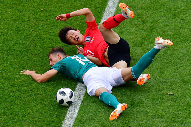 Đại loạn bảng F FIFA World Cup™ 2018: Chuyện kẻ thắng, người thua - Ảnh 4.