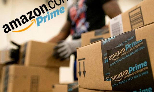 Amazon đầu tư các công ty kho vận - Ảnh 1.