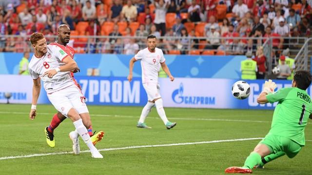 Tiền vệ vô danh của ĐT Tunisia bỗng đi vào lịch sử FIFA World Cup™ - Ảnh 1.
