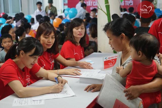 Khám sàng lọc tim bẩm sinh cho 1.750 trẻ nhỏ tại Hải Phòng - Ảnh 5.