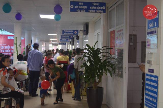 Khám sàng lọc tim bẩm sinh cho 1.750 trẻ nhỏ tại Hải Phòng - Ảnh 8.