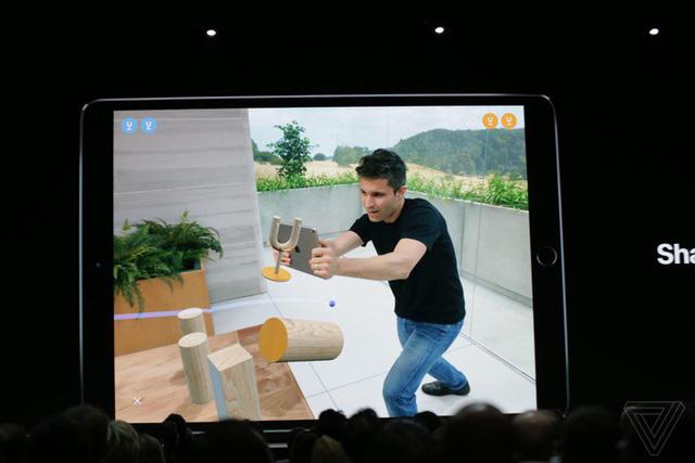 WWDC 2018: Apple trình làng iOS 12, macOS 10.14, watchOS 5 và Apple TV OS 12 - Ảnh 2.