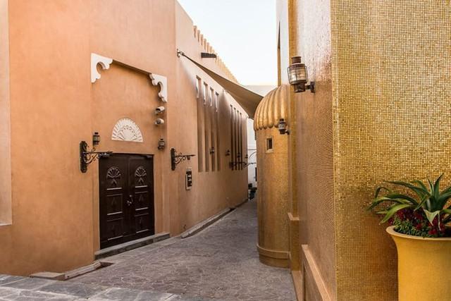 Tuyệt tác kiến trúc và nghệ thuật của Qatar bên bờ vịnh Doha - Ảnh 4.