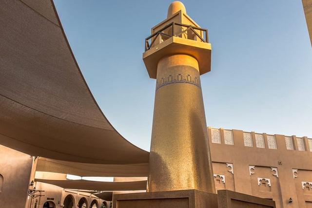 Tuyệt tác kiến trúc và nghệ thuật của Qatar bên bờ vịnh Doha - Ảnh 5.