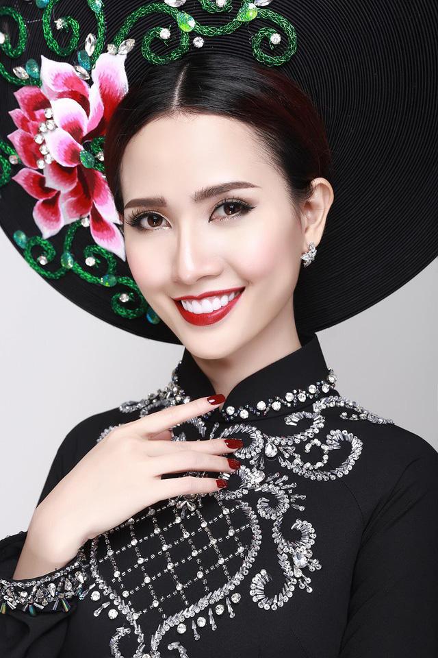 Phan Thị Mơ đại diện Việt Nam tham dự Hoa hậu Đại sứ du lịch Thế giới 2018 - Ảnh 1.
