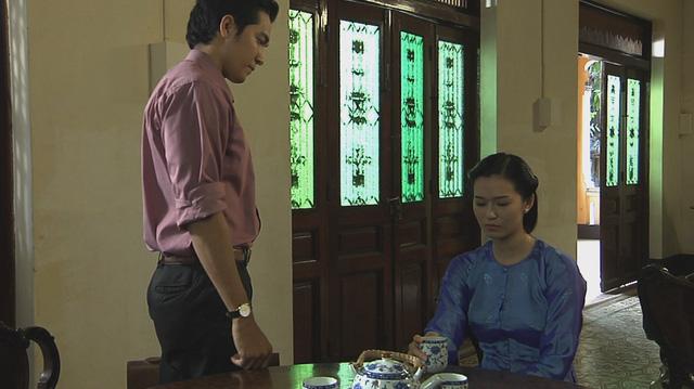 Mỹ nhân Sài Thành - Tập 13: Thanh Trà kết hôn với công tử nhà giàu bất chấp sự phản đổi - Ảnh 4.
