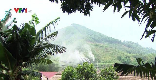 Ô nhiễm môi trường tự làng nghề tự phát - ảnh 1
