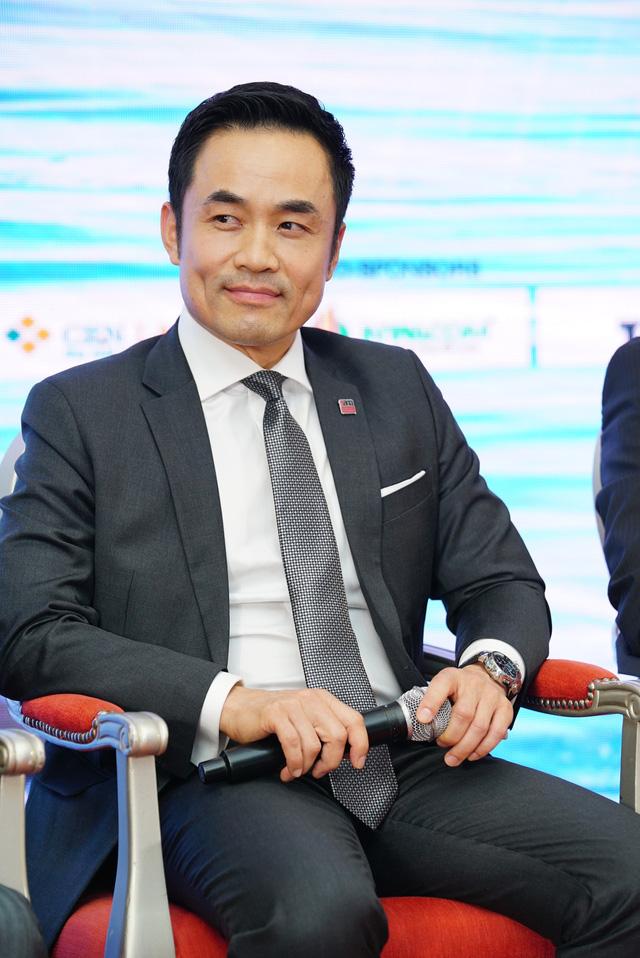 Louis Nguyễn - Cá mập của Shark Tank Việt Nam mùa 2 là ai? - Ảnh 1.