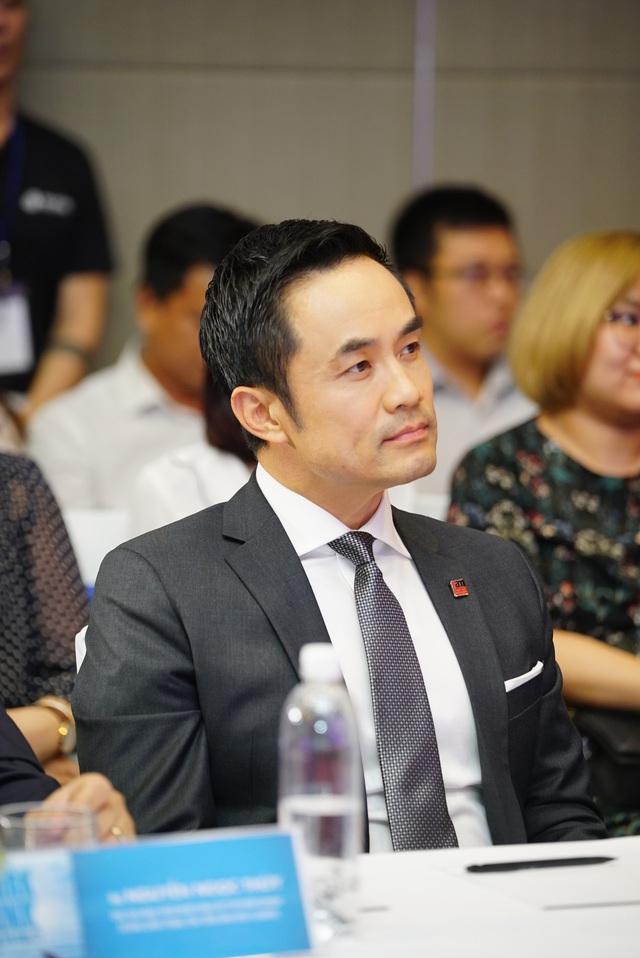 Louis Nguyễn - Cá mập của Shark Tank Việt Nam mùa 2 là ai? - Ảnh 2.