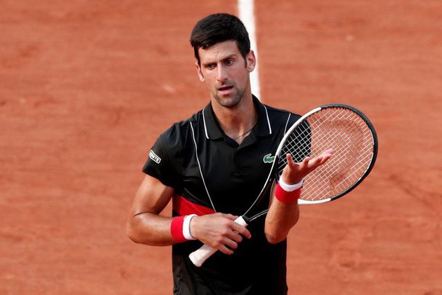 Tứ kết Pháp mở rộng 2018: Djokovic thua sốc Cecchinato - Ảnh 2.