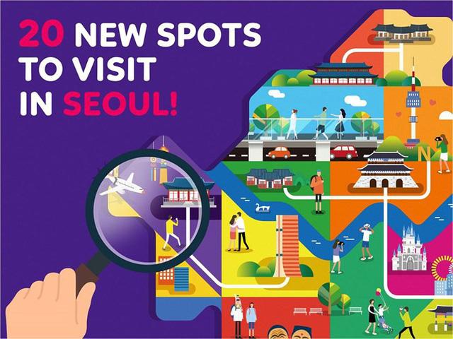 Du lịch Hàn Quốc: Những địa điểm nhất định phải check-in ở Seoul - Ảnh 2.