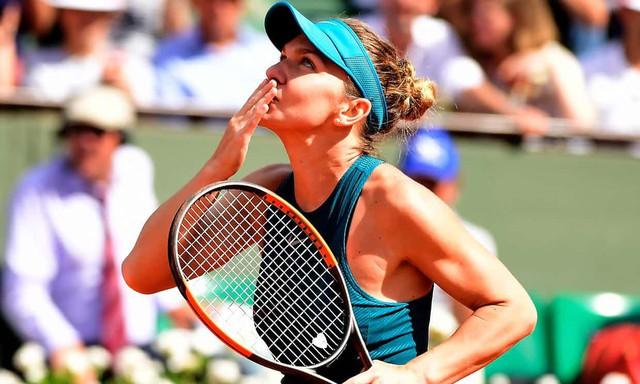 Đơn nữ Pháp mở rộng 2018: Simona Halep giành vé đầu tiên vào chung kết - Ảnh 2.