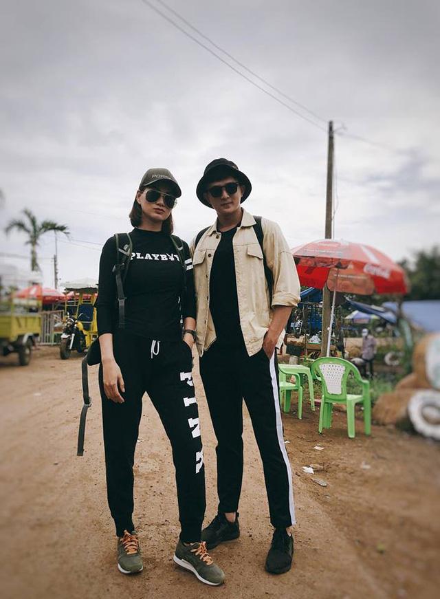 Gặp nữ cascaduer số 1 Việt Nam Phi Ngọc Ánh - Ảnh 3.