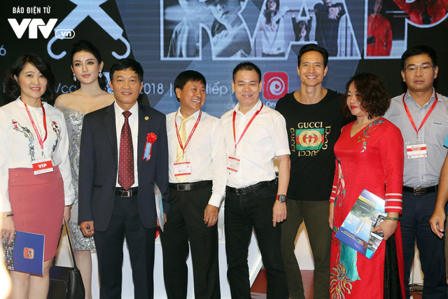 Đông đảo khách tham quan đến với ngày đầu triển lãm Telefilm 2018 - Ảnh 5.