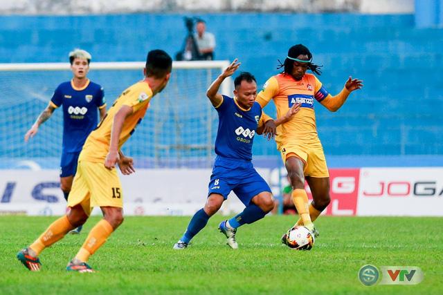 VIDEO Tổng hợp trận CLB Hải Phòng 2-0 FLC Thanh Hóa (Vòng 12 Nuti Café V.League 2018) - Ảnh 2.
