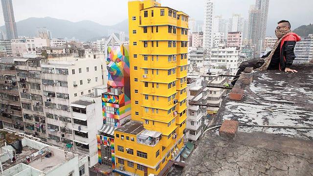 Con phố nghệ thuật ở Hong Kong (Trung Quốc) - Ảnh 6.