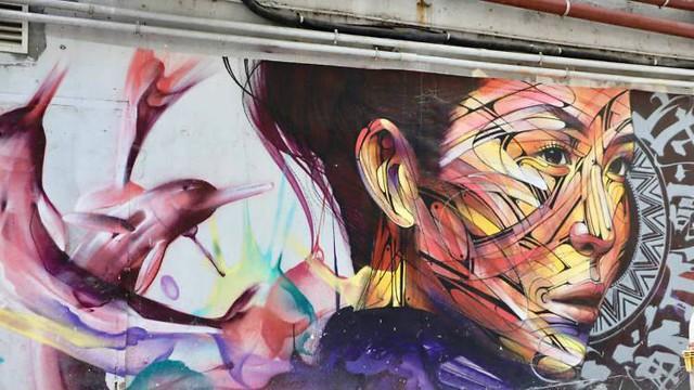 Con phố nghệ thuật ở Hong Kong (Trung Quốc) - Ảnh 8.