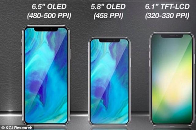 iPhone X tiếp tục thống trị thị trường, bán chạy nhất trong quý 1/2018