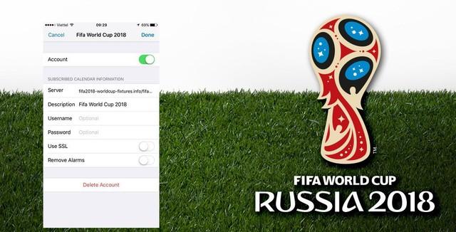 Làm điều này, bạn sẽ không 1 trận đấu nào của World Cup 2018 - Ảnh 12.