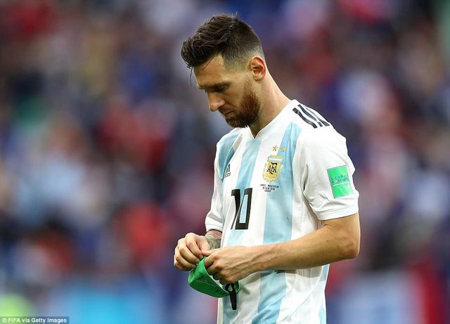 Kết buồn cho Ronaldo và Messi ở World Cup 2018: Hơn 21 tiếng tịt ngòi ở vòng knock-out - Ảnh 2.